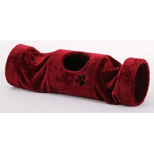"11"" Plush Cat Tunnel"