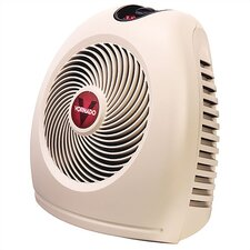 750 Watt Fan Forced Compact Electric Space Heater