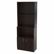 "63"" Bookcase and Cabinet Bookcase"