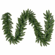 <strong>Vickerman Co.</strong> 9' Camdon Fir Garland
