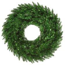 Tinsel Fir Wreath