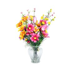 Floral Mixed Spring in Vase