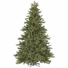 Frasier 6.5' Green Fir Artificial Christmas Tree with 500 LED White Lights