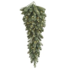Colorado Spruce Teardrop Swag