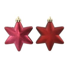 Star Ornament (Set of 36)