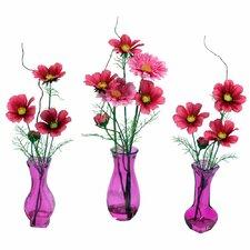 Floral Arrangement (Set of 3)