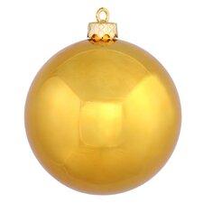Ball Shiny UV Shatterproof Ornament