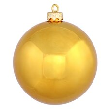 Shiny Ball UV Shatterproof Ornament
