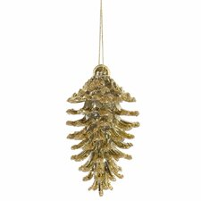 Pine Cone Ornament (Set of 6)