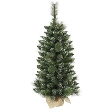 Snow Tip Pine / Berry 3' Pine Tree Artificial Christmas Tree
