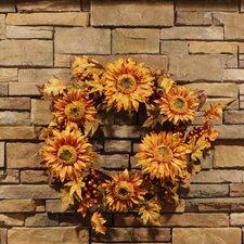 Sunflower Berry Garland
