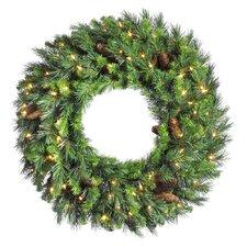 "Cheyenne Pine 96"" Cheyenne Pine Wreath"