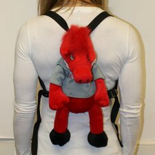 NCAA Plush Mascot Backpack