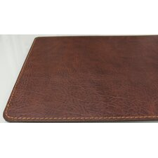 <strong>EcoDomo</strong> Recycled Leather Placemat (Set of 4)