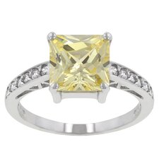 <strong>Kate Bissett</strong> Cubic Zirconia Engagement Ring