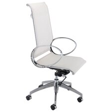 New York Skyline High Back Mesh Executive Chair