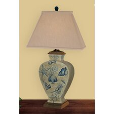 <strong>JB Hirsch Home Decor</strong> Star and Shells Table Lamp