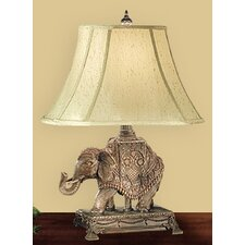 <strong>JB Hirsch Home Decor</strong> Safari Occasinosl Table Lamp