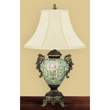 <strong>JB Hirsch Home Decor</strong> Water Garden Table Lamp