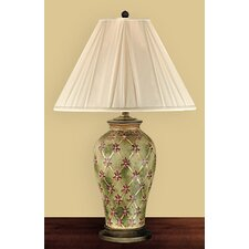 <strong>JB Hirsch Home Decor</strong> Garden Trellis Table Lamp