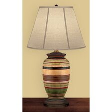 <strong>JB Hirsch Home Decor</strong> Springtime Horizons Table Lamp