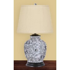 <strong>JB Hirsch Home Decor</strong> Trailing Vine Ginger Table Lamp