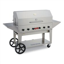 "<strong>Crown Verity</strong> 48"" Grill Natural Gas"