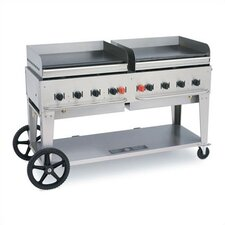 Mobile Outdoor Griddle 60""