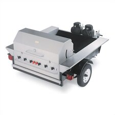 Tailgate Propane Gas Grill