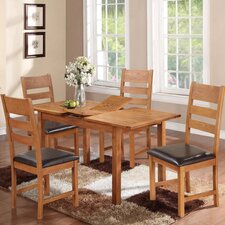Rizal 5 Piece Dining Set