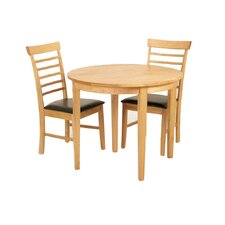 Athens 3 Piece Dining Set