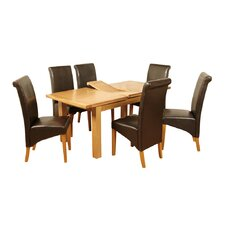 Sierra 7 Piece Dining Set