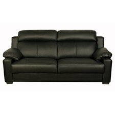 Nottingham Faux Leather 3 Seater Sofa