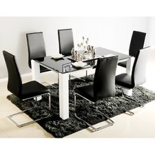 Lisbon 7 Piece Dining Set