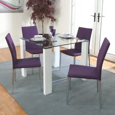 Missouri 5 Piece Dining Set
