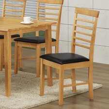 Athens Oak Dining Chair (Set of 2)