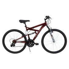 <strong>Huffy</strong> Men's Dual Suspension Mountain Bike