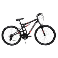 <strong>Huffy</strong> Men's Terrain Dual Suspension Mountain Bike