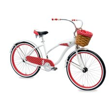 Minnie Mouse Limited Edition Women's Cruiser Bicycle