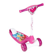 Disney Princess Lights and Sounds Scooter