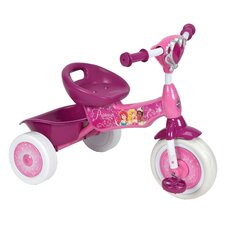 Disney Princess Lights and Sounds Folding Tricycle