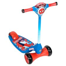 Marvel Ultimate Spider Man Lights and Sounds Scooter