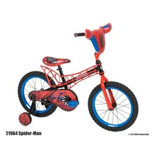 "Marvel Boy's 16"" Ultimate Spider Man Road Bike"