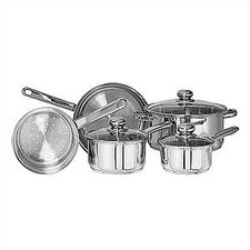 <strong>Kinetic</strong> Classicor Stainless Steel 8-Piece Cookware Set