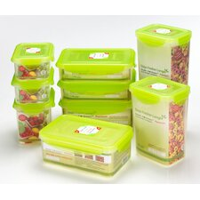 Premium 47-oz. Rectangle Food Storage Container Set