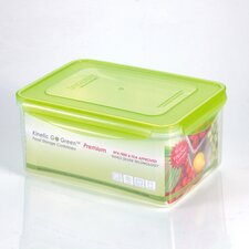 Premium 6 Piece Rectangle Food Storage Container Set