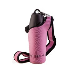 Neosling Adjustable Bottle Holder in Baby Pink