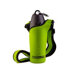 Neosling Adjustable Bottle Holder in Treefrog Green