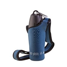 Neosling Adjustable Bottle Holder in Steel Blue