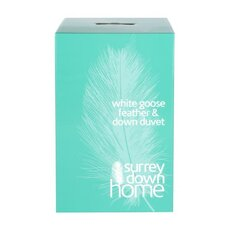 Goose Feather and Down 9 Tog Duvet